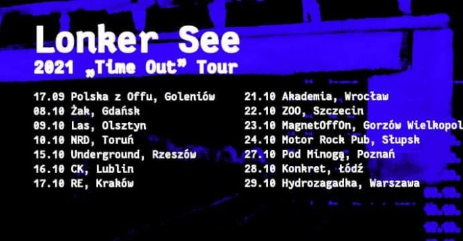 Hydrozagadka / Lonker See / Time Out