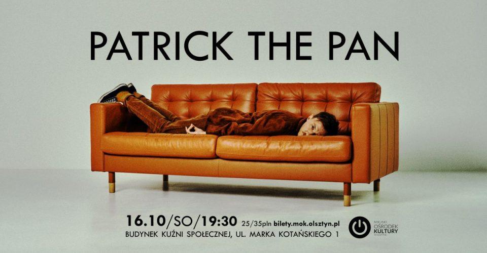 Patrick the Pan w Olsztynie