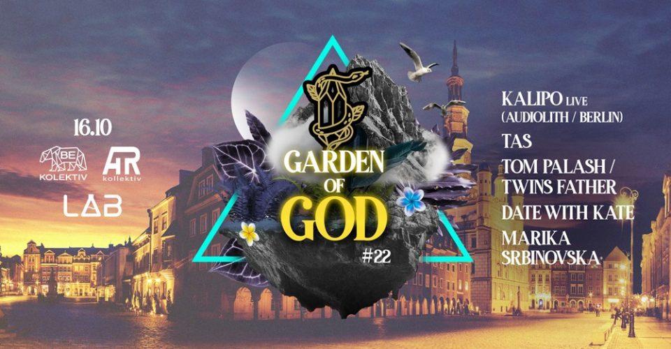 Garden of God #22: Kalipo live / Projekt LAB