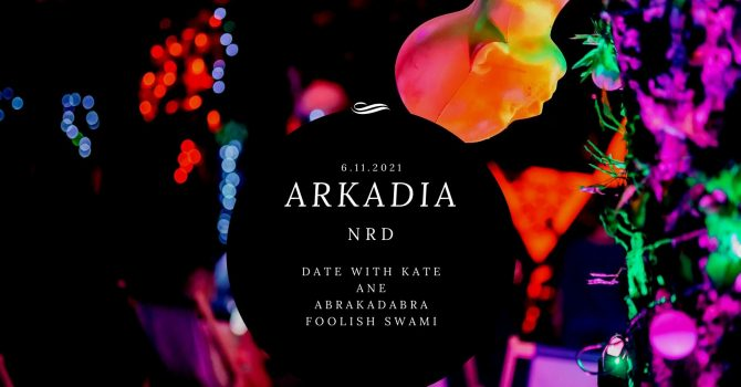 Arkadia pres. Date with Kate