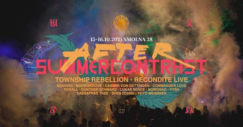 AFTER Summer Contrast Festival 2021