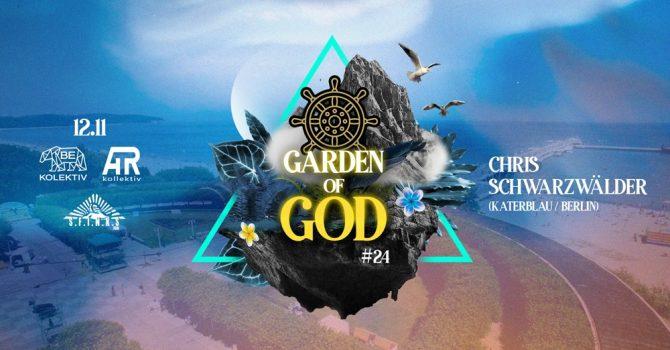 Garden of God #24: Chris Schwarzwälder @ Sfinks700