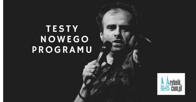Marcin Zbigniew Wojciech STAND-UP |Testy nowego programu|Kraków| Zaścianek|