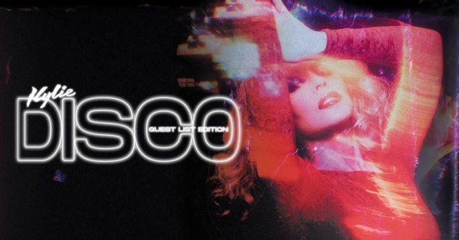 """Kylie Minogue urządzi """"Disco"""" z potężną ilością gości"""