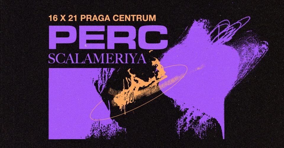 Praga Centrum: Perc & Scalameriya
