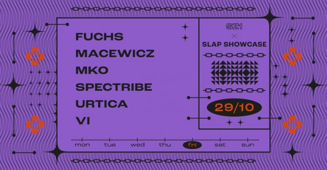 SZ1 x SLAP: SHOWCASE