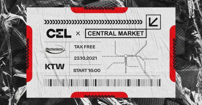 Cel x Central Market