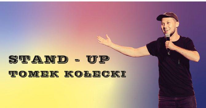 Stand-up Katowice: Tomek Kołecki + open mic