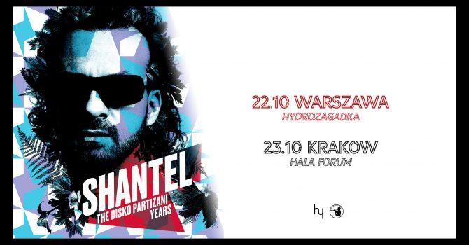 Bałkańska Potupajka w Warszawie - Shantel (DJ set) The Disko Partizani Years