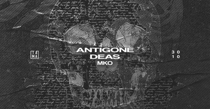 Tama Halloween: Antigone | Deas | MKO