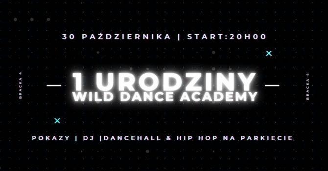 1 URODZINY WILD DANCE ACADEMY | BRACKA 4 | #WILDFAMILY