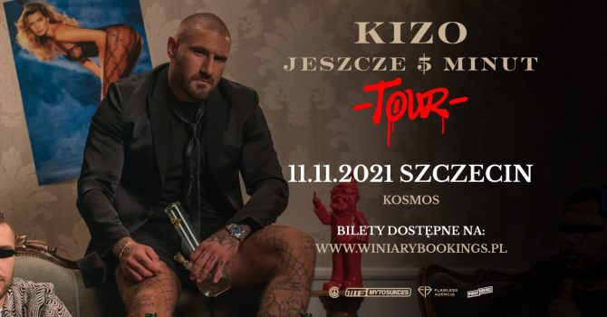 """KIZO """"Jeszcze 5 minut"""" Tour   Szczecin"""