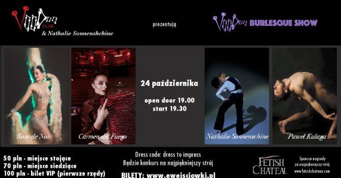 Voodoo Burlesque Show / 24.10 /