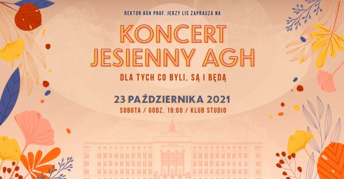 Koncert Jesienny AGH
