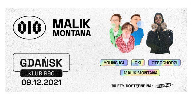 OIO X MALIK MONTANA GDAŃSK KLUB B90