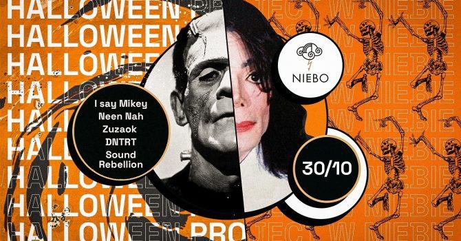 Halloween Project w Niebie