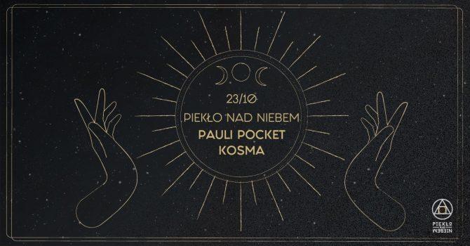 Piekło nad Niebem | Pauli Pocket (KaterBlau) / Kosma