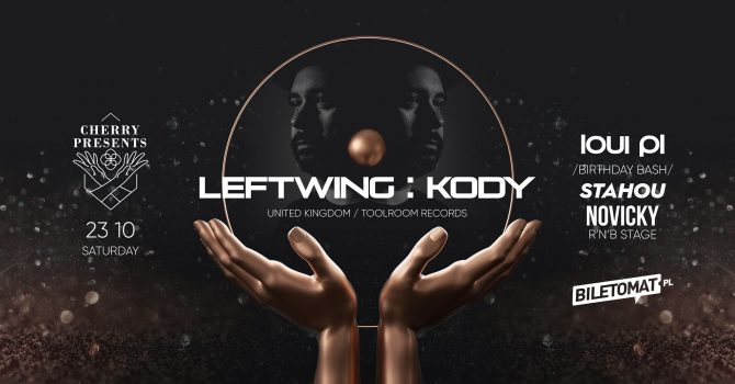 CHERRY PRESENTS: LEFTWING KODY LIVE!