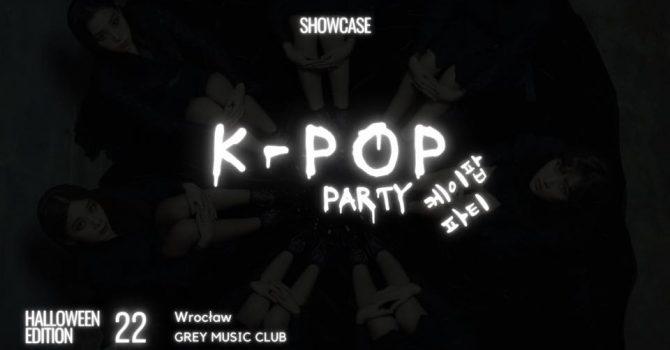 HALLOWEEN K-pop party - Wrocław