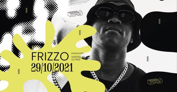 FRIZZO (Düsseldorf) hosted by DJ NOZ @ W4