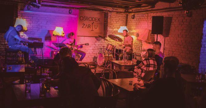 Live Jazz - Janiak/Maj/Kaźmierski