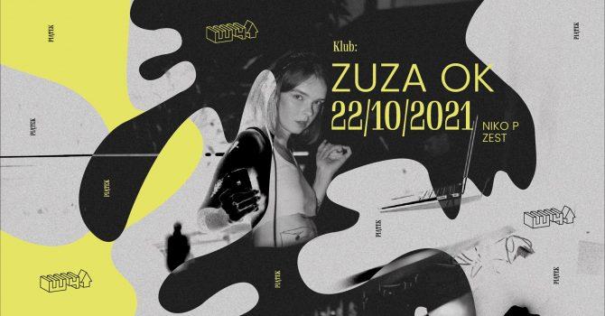 ZUZA OK & friends @ W4