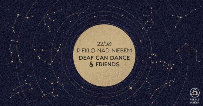 Piekło nad Niebem | Deaf Can Dance & Friends
