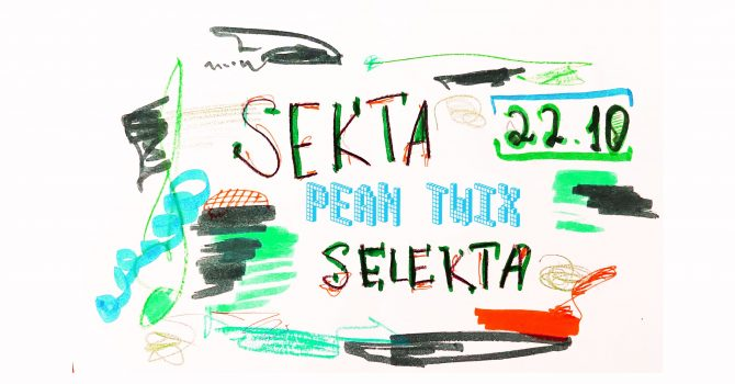 Sekta Selekta / Pean Twix