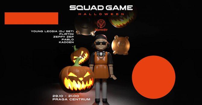 Squad Game Halloween 2021 | Young Leosia, Flirtni | ŁOWCY