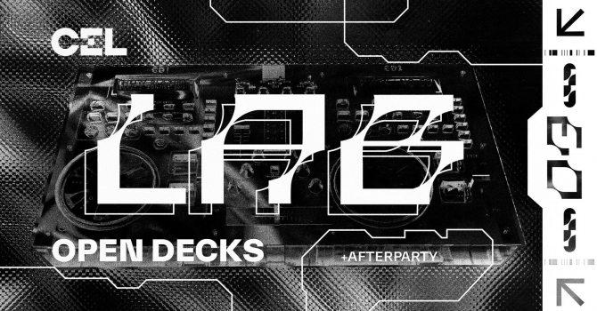 CEL LAB: Open Decks