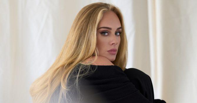 Adele powróciła z pierwszą nowością od 6 lat