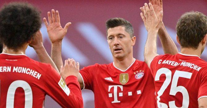 Amazon stworzył serial dokumentalny o Bayern Monachium