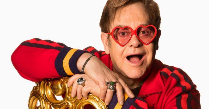 """Elton John – duety robią swoje. Oto """"The Lockdown Sessions"""""""
