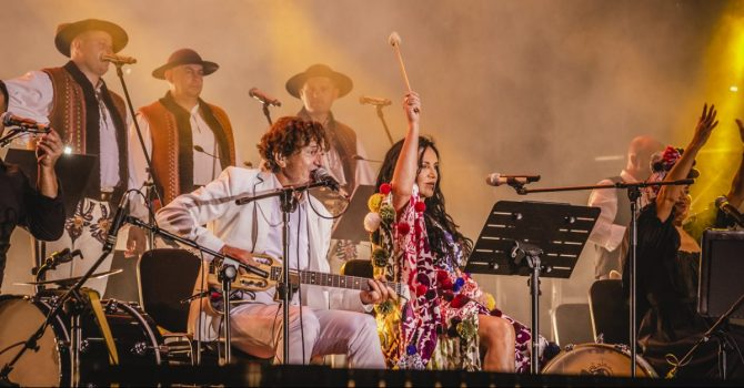 Kayah i Bregović: międzypokoleniowa muzyka na trzech wyjątkowych koncertach