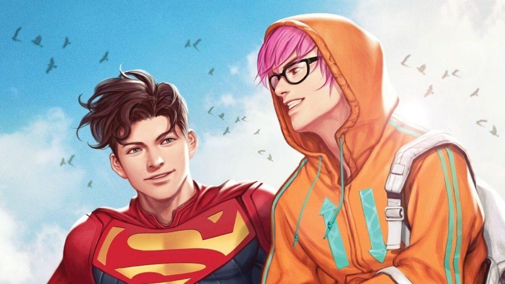 Superman dokona coming outu w nadchodzącym numerze swojego nowego komiksu
