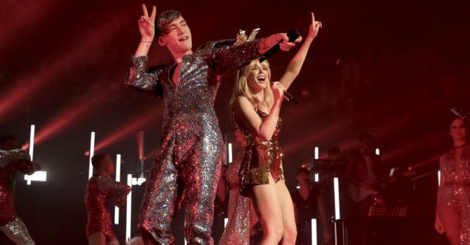 """Years & Years i Kylie Minogue ponownie łączą siły w singlu """"A Second to Midnight"""""""