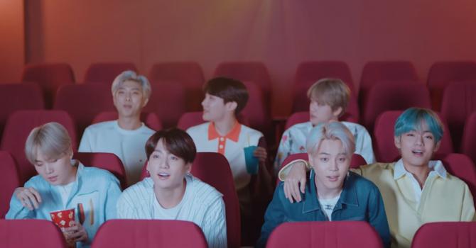 7 filmów i seriali rekomendowanych przez członków BTS