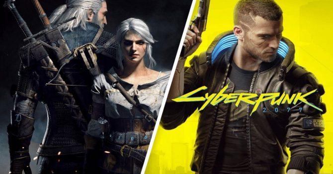 """""""Wiedźmin 3"""" i """"Cyberpunk 2077"""" w wersjach na konsole obecnej generacji opóźnione"""