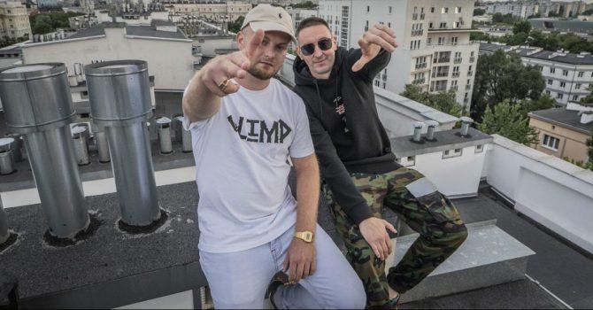 """Chris Carson i DJ Soina promują """"Olimp"""" ZBUKU i Jano Polska Wersja w """"Równym starcie"""""""