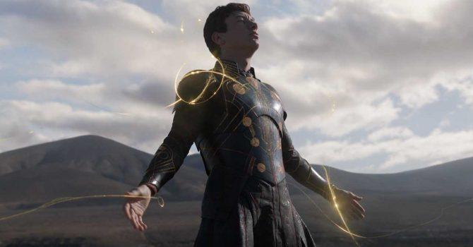 """Marvel, co wprawia w ruch słońce i gwiazdy – recenzja filmu """"Eternals"""""""
