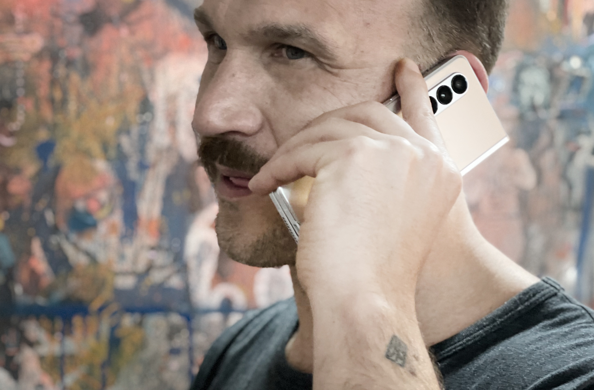 Rytmy.pl x Samsung Galaxy Z Fold 3 5G