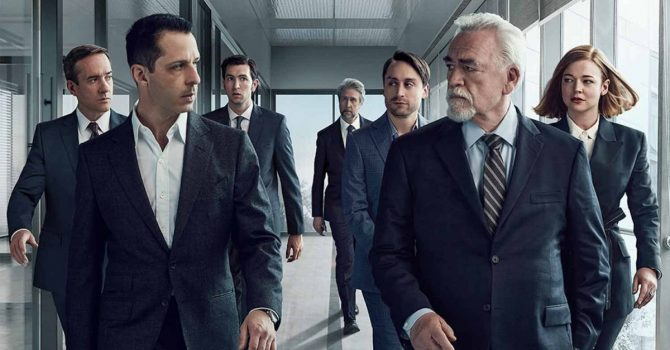 """Bogowie bawią się w najlepsze, a na dole business as usual. Recenzja trzeciego sezonu """"Sukcesji"""""""
