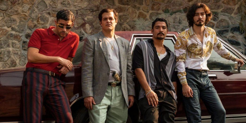 narcos: meksyk sezon 3 bad bunny netflix