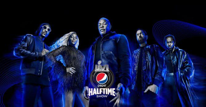 Dr Dre, Snoop Dogg, Eminem, Mary J. Blige i Kendrick Lamar wystąpią na Super Bowl 2022