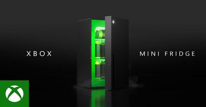 Xbox wprowadzi na rynek swoją lodówkę