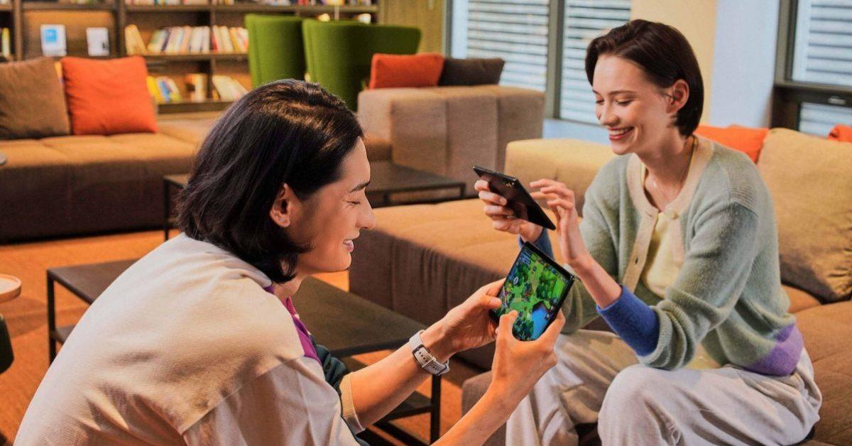 Otwórz swój świat z Rytmy.pl i Samsung Galaxy Z Fold3 5G