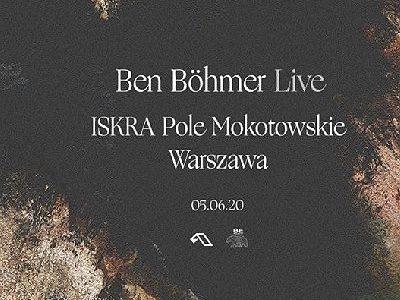 Ben Bohmer live – Breathing Tour | Warszawa [zmiana daty]
