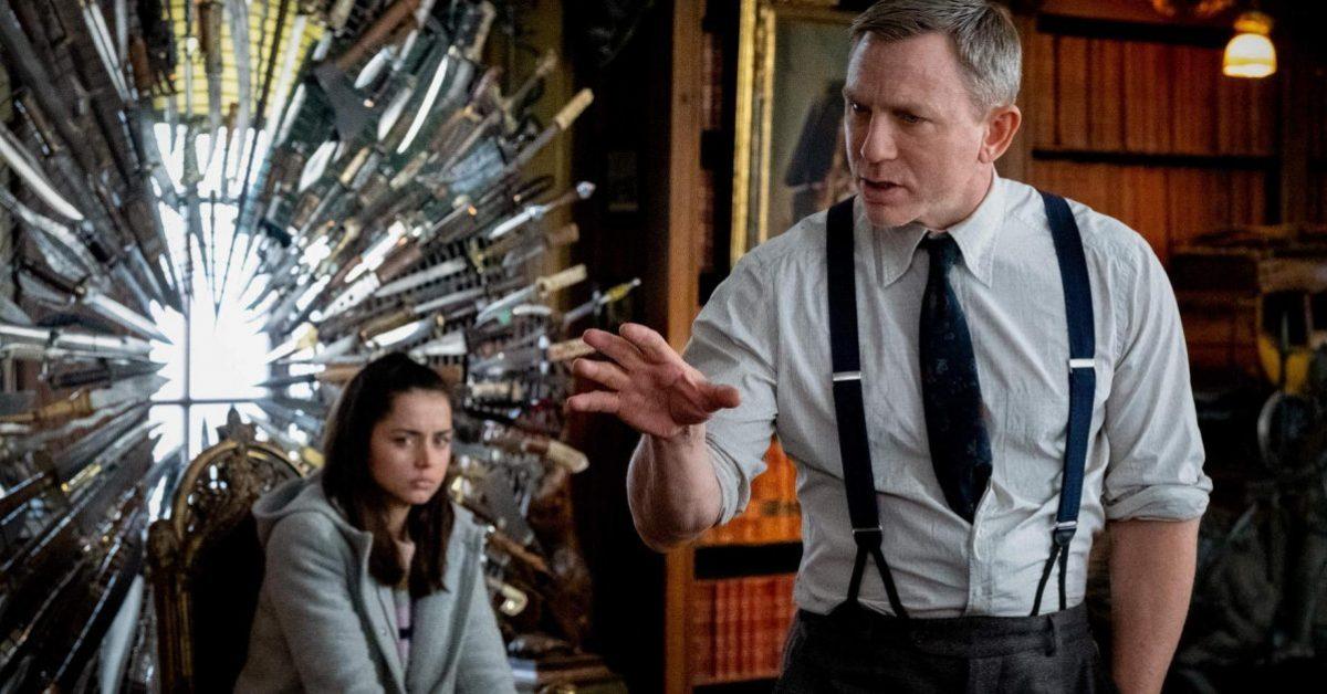 """Powstaną dwie kolejne części filmu """"Na noże"""". W roli głównej ponownie Daniel Craig"""