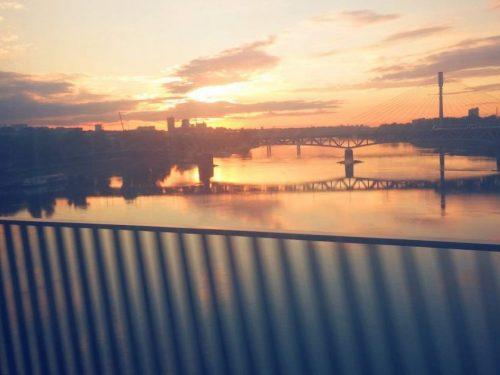 W Warszawie nad Wisłą lato się nie kończy