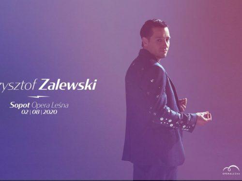 Krzysztof Zalewski zagra w Operze Leśnej w Sopocie